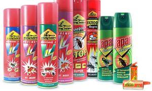 Как действует дихлофос Варан на тараканов? Обладает ли средство достаточной эффективностью? Меры безопасности при работе с аэрозолем