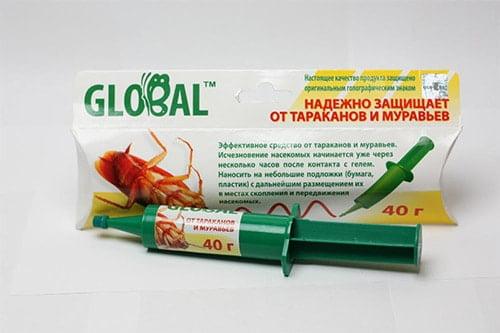 гель Глобал