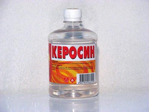 керосин в бутылке