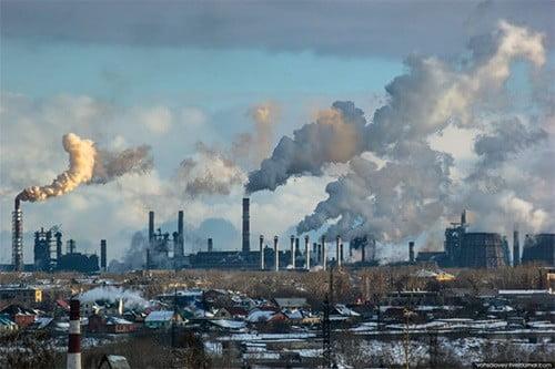 экология городов