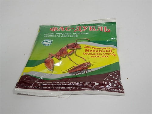 Супер фас инструкция по применению от тараканов