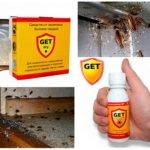 Гет от тараканов разновидности