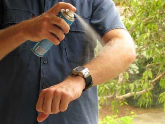 репеллент от комаров