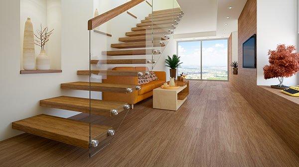 дом без грызунов, лестница