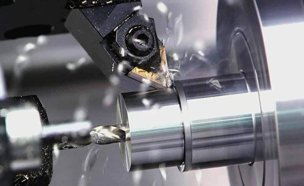 Механическая обработка стали