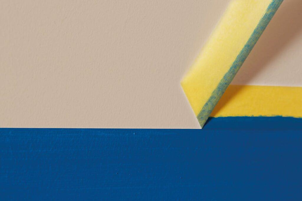 малярная лента при окраске фото