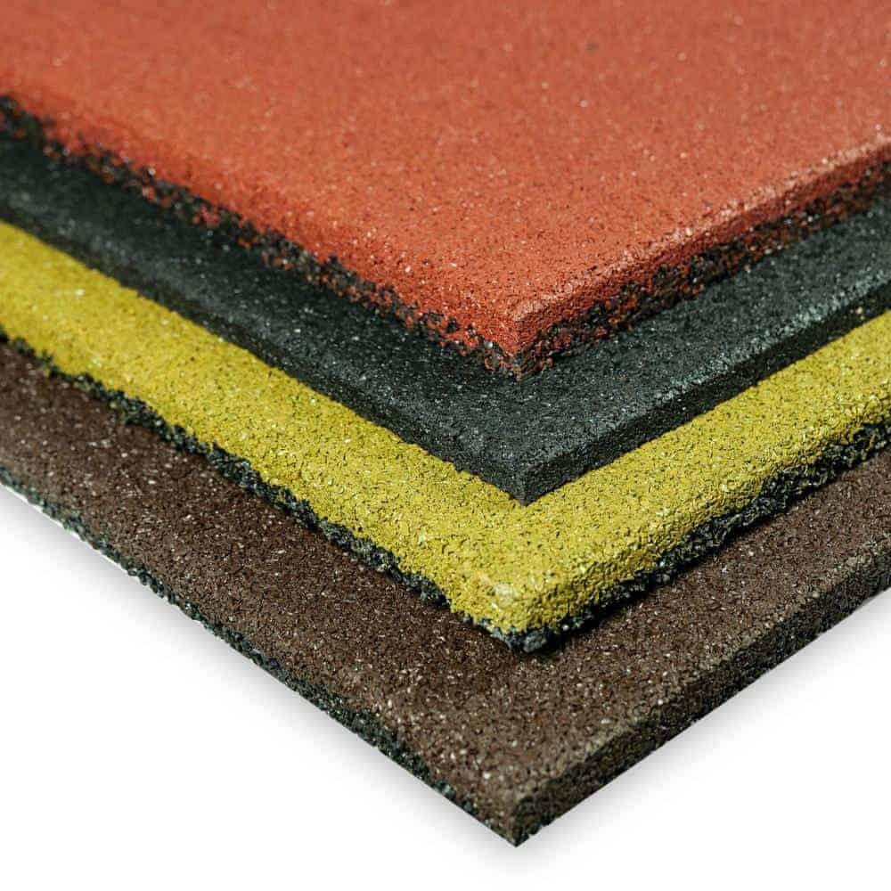 резиновая плитка разные цвета фото